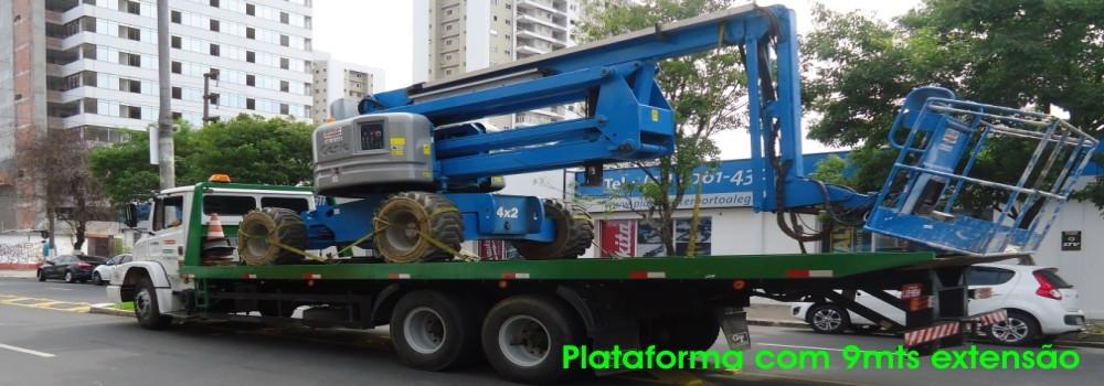 Plataforma Truck